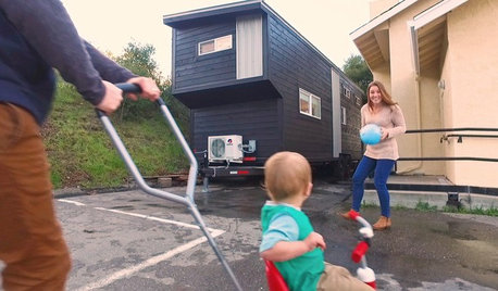 Houzz TV: A Tiny-House Family's Big Adventure