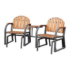 Beradine Center Table Outdoor Rocker
