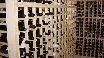 Wine Racks & Storage