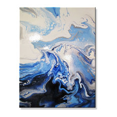 FAITH - Resin Coated Limited Edition Painting by ELOISE WORLD STUDIO