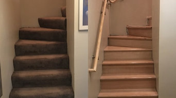 Stairs replacement project