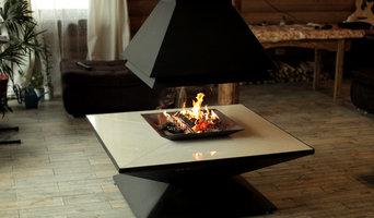 Открытый подвесной камин OpenFire Candle