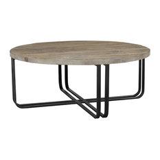 Nadia Coffee Table Reclaimed Storm Gray