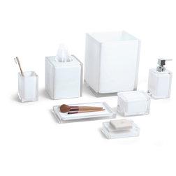 Contemporary Bathroom Accessory Sets by Paradigm Trends
