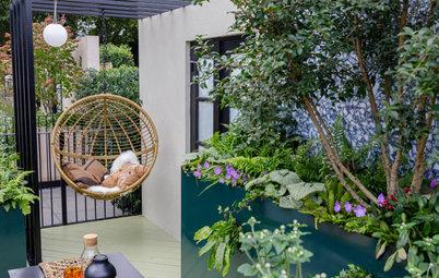 小さな庭を豊かにするヒントがいっぱい!【チェルシーフラワーショー2021】