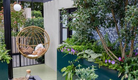 Grandes ideas para jardines pequeños del Chelsea Flower Show 2021