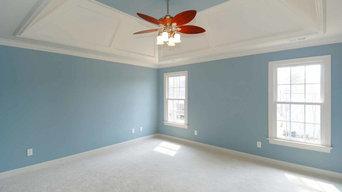 Interior Painting Master Bedroom