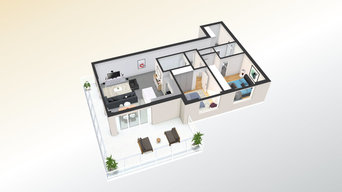 Home on High - Apartment Interactive 3D floor plan