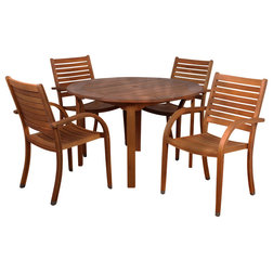 Marvelous Traditional Outdoor Dining Sets by International Home Miami Corp