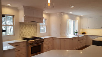 Soouthborough, MA-Design, Cabinetry, & Countertop