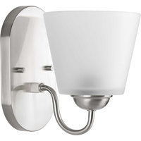 Arden 1-Light Bath, Vanity Lighting, Brushed Nickel