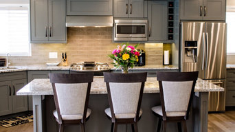 Gray Cabinet Kitchens
