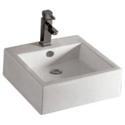 Contemporary Bathroom Sinks by Alfi Trade