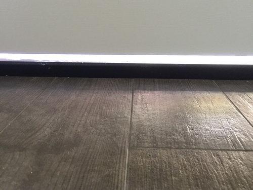 Gap Between Exterior Door And Threshold