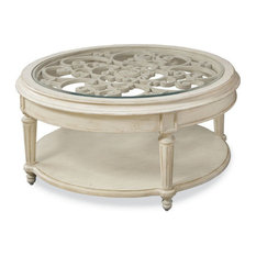 A.R.T. Home Furnishings Provenance Round Cocktail Table