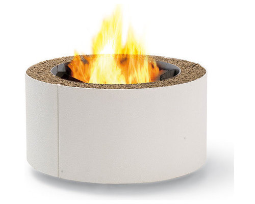 Outdoor firepits for Garden rooms rocal