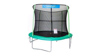 JumpKing 10 ft. Trampoline with Enclosure - JK1044
