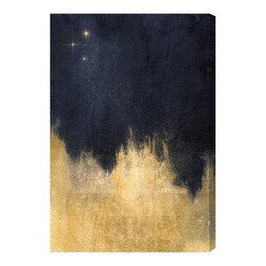 """Stars in the Night"" Canvas Art Print, 102x153 cm"