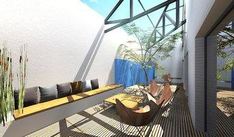 Loft avec patio