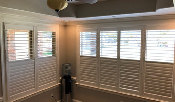 Platation Shutter for Mr. James a home builder