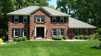 Exterior house painting in Loveland, OH