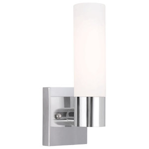 Aero Wall Sconce, Chrome