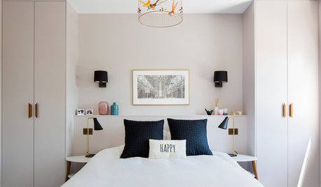 My Room: A Restful Master Bedroom in a Busy Family Home