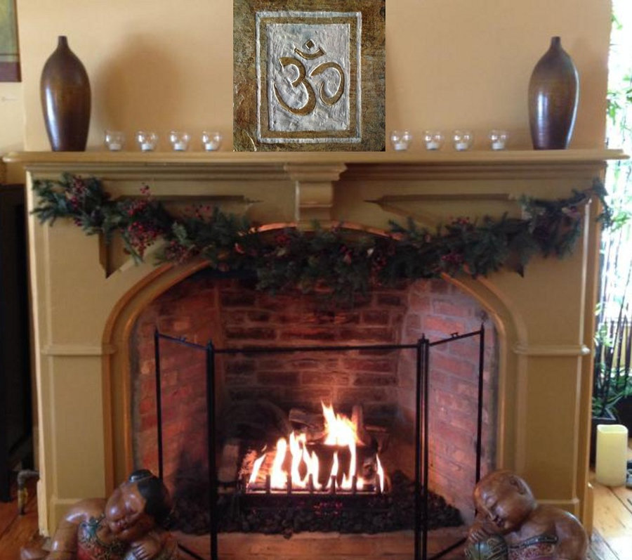 Fireplace- Mantel Focal Point