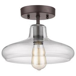 Contemporary Flush-mount Ceiling Lighting by CHLOE Lighting, Inc.