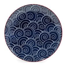 Gaia Group USA LLC - Frida Dinner Plate Set Of 4 - Dinner Plates  sc 1 st  Houzz & Most Popular Contemporary Dinner Plates for 2018   Houzz