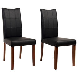 Transitional Dining Chairs by International Home Miami Corp