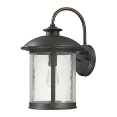 Old Bronze The Dylan Collection 1-Light Outdoor Wall Sconce