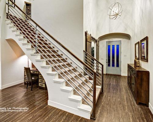 modern und rustikal mit treppenhaus ~ dekoration, inspiration ... - Modern Und Rustikal Mit Treppenhaus