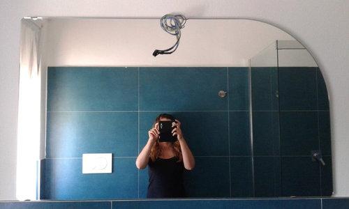 Illuminazione per specchio del bagno
