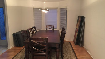Rosi's Dining Room Makeover