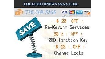 Locksmith Newnan GA