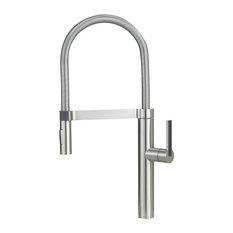 Wonderful BLANCO   Blanco 441331 Culina Polished Chrome Semi Professional Kitchen  Faucet   Kitchen Faucets