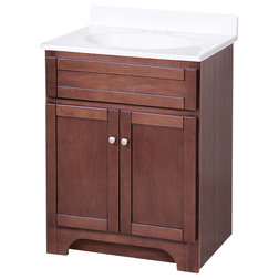 Fabulous Transitional Bathroom Vanities And Sink Consoles by Foremost