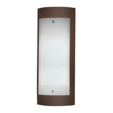 Wall Sconces With Dimmer : Brown Wall Sconces with a Dimmer Switch Houzz