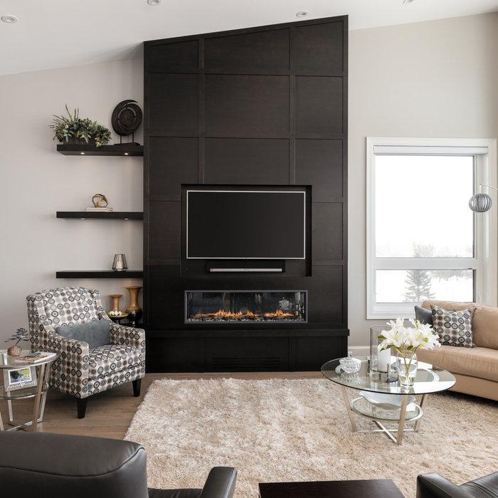 Fireplace Millwork