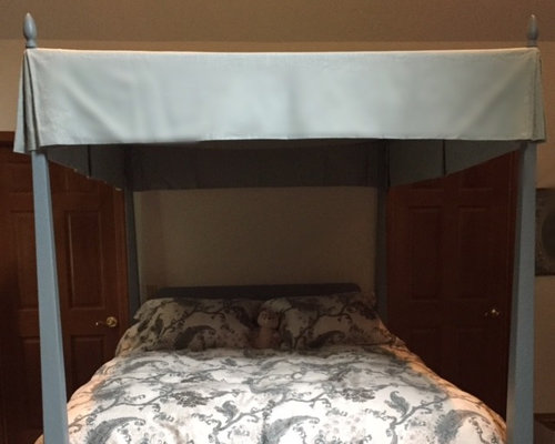 Custom Canopy Topper - Bed Accessories & Custom Canopy Topper
