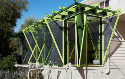 Stickybeak: From Closed-Up House to Close-Up Views of Nature