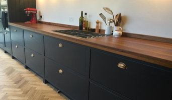 Reclaimed Hardwood Worktops ( residential )