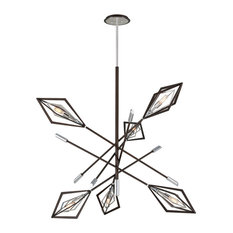 Troy Lighting F6146 Javelin Chandelier