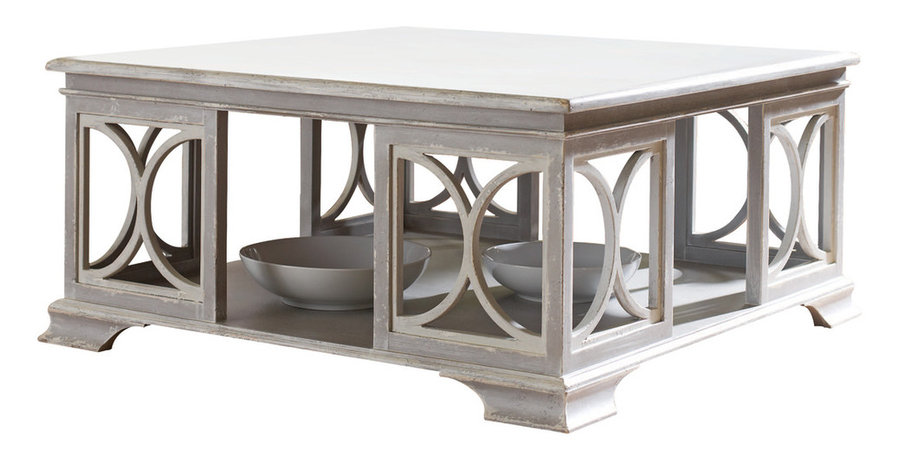 01-3352 Sea Island Coffee Table