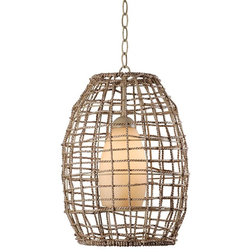 Beach Style Pendant Lighting by Lighting New York