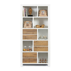 Hamptons Style Furnishings Bookcases
