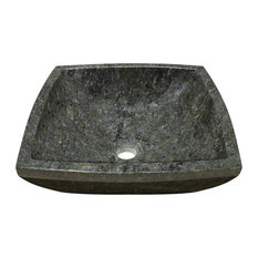 Butterfly Blue Granite Sink, Sink Only, No Additional Accessories
