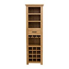 Hampshire Oak Wine Rack