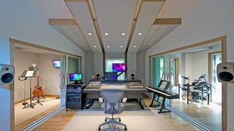 Completed Recording Studio